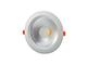 Mist LED mélysugárzó, kör alakú (30W) - hideg fehér - TÜV