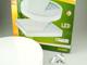 GreenLUX Kültéri opál mennyezeti LED lámpa kör (18W) - term. fehér