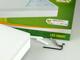 GreenLUX Kültéri opál mennyezeti LED lámpa négyzet (18W) - meleg feh.