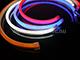 Optonica LED Neon csík (flexibilis) 80 LED/méter, 4.8W, kék