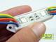 LED panel 0.5W - 2x5050 SMD LED - RGB (12V DC)