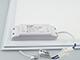 V-TAC LED panel (60x60 cm) 45W - meleg fehér UGR
