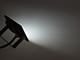 Asalite LED reflektor (10W/120°) - fekete - 6500K