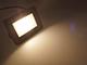 Asalite LED reflektor (20W/120°) - fekete - 4500K