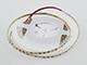 Special LED LED szalag beltéri 2835-120 (24 Volt) - meleg fehér (5 mm széles!) Kifutó!