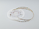 Special LED LED szalag beltéri 2835-60 (24 Volt) - hideg fehér Hajlítható!