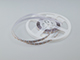 V-TAC LED szalag beltéri 3014-204 (12 Volt) - meleg fehér DEKOR!