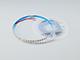 ANRO LED LED szalag beltéri 3528-120 (12 Volt) - CCT meleg+hideg fehér CRI=86