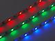 ANRO LED LED szalag beltéri 5050-30 (12 Volt) - RGB - nagy fényerejű típus