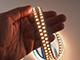 V-TAC LED szalag beltéri (5730-120LED/m) meleg fehér