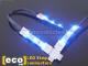 ANRO LED Forrasztásmentes sarokelem RGB LED szalaghoz (ECO)