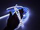 ANRO LED LED szalag kültéri 5050-60 (12 Volt) - RGBCW Legerősebb!