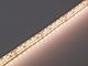 ANRO LED LED szalag kültéri 3528-240 (24 Volt) - meleg fehér DoubleLine! CRI=88 Kifutó!