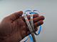 ANRO LED LED szalag kültéri 5050-60 (12 Volt) - RGB PureSilicone! Legerősebb!