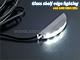 RS Üvegpolc világító LED: Clip (0.24W) - Hideg fehér