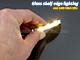 RS Üveglap világító LED: Clip (0.24W) - Meleg fehér