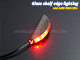 RS Üvegpolc világító LED: Clip (0.24W) - Piros