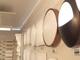 V-TAC Dome-RH IP65 kültéri LED lámpa - fekete (12W) 4500K