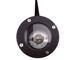 GTV Leszúrható kerti lámpatest GU10 - fekete