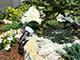 V-TAC Leszúrható kerti lámpatest E27 foglalattal (IP44)