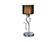 Elmark Lilly antik asztali lámpa (1xE27) króm