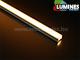 Lumines Type-A - Aluminium U profil LED szalagos világításhoz, opál burával