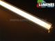 Lumines Type-C - Aluminium sarokprofil LED szalagos világításhoz, opál burával