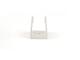 Lumines Type-Y alumínium LED profilhoz tartófül, műanyag rögzítőelem