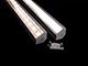 Lumines Type-H - Pultvilágításhoz alu sarokprofil LED szalaghoz, átlátszó burával