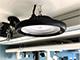 V-TAC LED csarnokvilágító Highbay-B (100W/120°) UFO - term. fehér