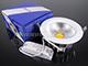 V-TAC Beépíthető LED lámpa 20W (135 mm, kerek) hideg f.