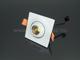 V-TAC Spot LED lámpa, billenthető, négyzet (3W) term. fehér
