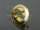 Álmennyezeti szpot SA-91 billenthető, szatén nikkel és arany (kifutó)