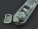 V-TAC Mennyezeti IP65 LED lámpatest (36W) 1200 mm 4500K Vészvilágító, akkus