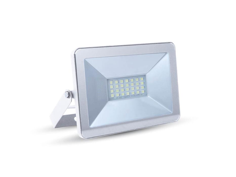 V-TAC LED reflektor - slim (10W) természetes fehér