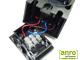 Kanlux Mozgásérzékelő Slick (LED, kompakt is!) Fekete színű