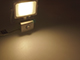 V-TAC Mozgásérzékelős LED reflektor (10W/100°) 4000K Fehér