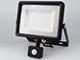 V-TAC LED reflektor - slim (30W) hideg fehér mozgásérzékelős