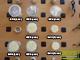 LED lámpa GU4 (SMD5050x9/1.8W/120°) hideg MR11