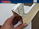 GARDINIA Karnis előlap (karnistakaró) - fehér