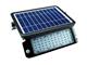 V-TAC Napelemes LED reflektor (10W/90°) - Term. f., mozgásérzékelő