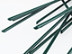 Műfű rögzítéséhez leszúrható fémkapocs (10 darab)