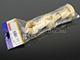 GARDINIA Kétsoros tartókonzol 28 mm-es fa karnishoz - fenyő