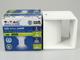 V-TAC Pyramid oldalfali lámpatest, fehér (5W BL) természetes feh.
