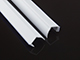 GARDINIA - Oldalvezető sín EASYFIX rolókhoz (210 cm) fehér színű (2 db)
