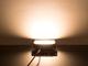Osram LEDvance fényvető (50W/100°) 3000K fehér, fekete ház
