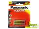 Elem - Alkáli - AAA ceruzaelem Panasonic (1.5 Volt) 2 darab