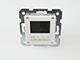 Panasonic Heti programozható, redőnyvezérlő kapcsoló (71x71mm) keret nélkül, fehér