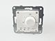Panasonic Mechanikus termosztát, keret nélkül, fehér