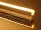 Alu-LED APT-20 Világító parketta szegély alu profil ezüst, opál burával